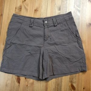 Lucy quick dry Hiking short khaki 8